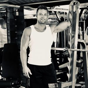 Personal Trainer Barry Turenhout